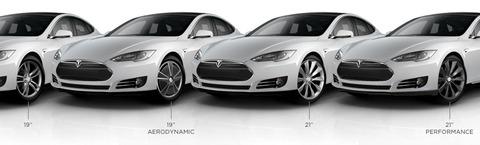 Tesla Model S (テスラ・モデルS)の仕様と価格