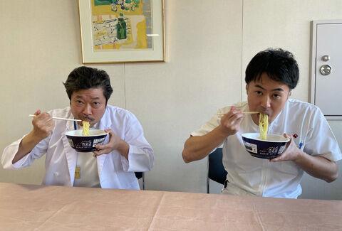 永井マザーズホスピタル入院食
