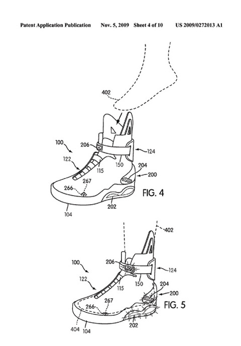 Nike Mag特許4