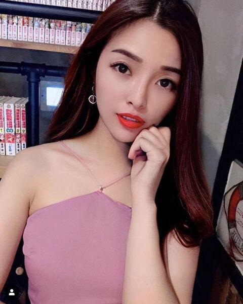 Jacqueline 左撇子嫣嫣8