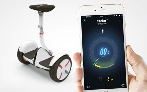Ninebot mini Pro iPhone