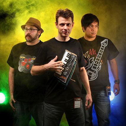 Tシャツ楽器バンド