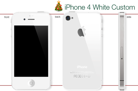 iphone4_whitecustom