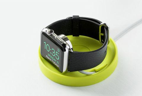 Apple Watch用シリコン製充電コースター Kosta