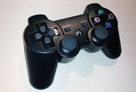 Diestord PS3 ワイヤレスコントローラー DUAL SHOCK3