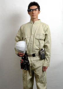 Tele Scouter装着例