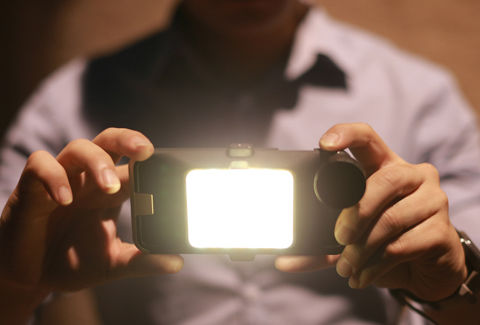 LEDフラッシュ