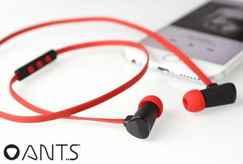wireless headset ANTS