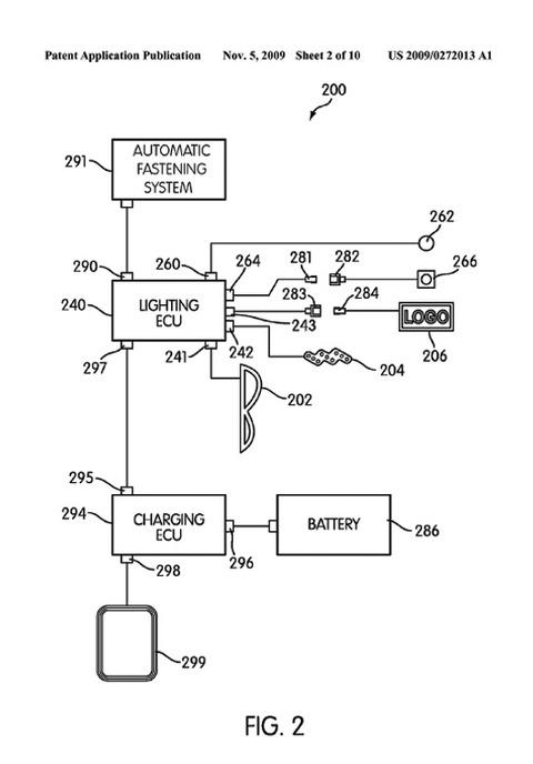 Nike Mag特許2