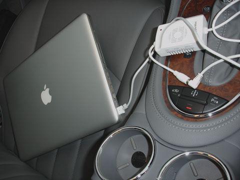 MacBookPro車載