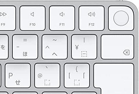 Touch ID搭載Magic Keybaord