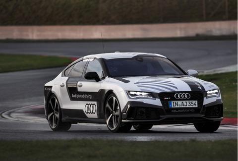 Audi RS7 コンセプト