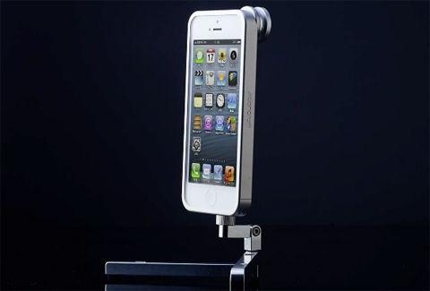 Mooncraft ジュラルミンユニット for iPhone5