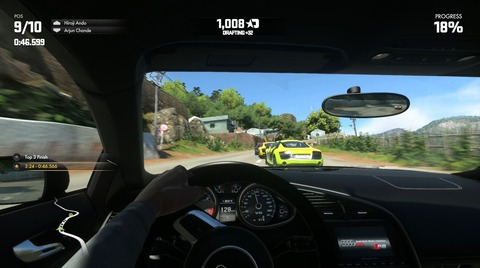 DRIVECLUB AudiR8