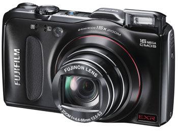 FinePix F550EXR
