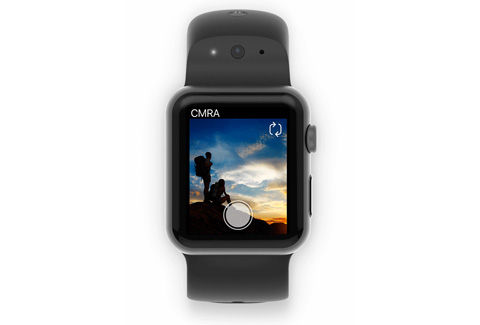 The Camera for Apple Watch