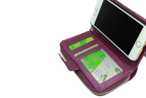 iPhone6:6Plus用 財布ケース