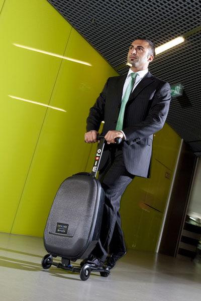 micro-luggage