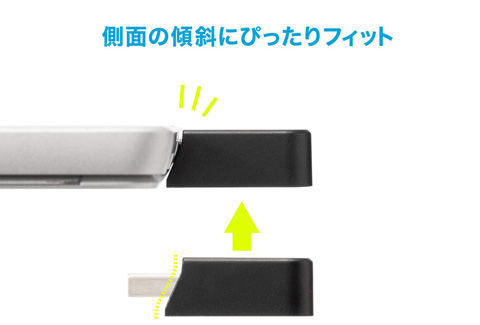 Surface Pro専用USB3.1 USB3.0ハブ
