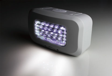 塩水LEDランタン
