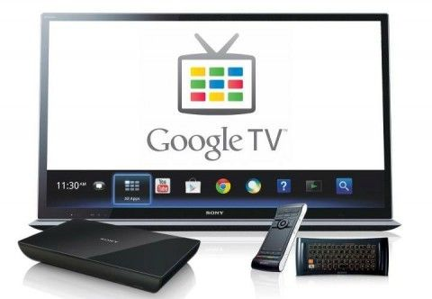 第二世代となるGoogle TV