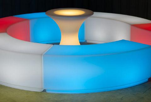 LED スツール SIRIUS R60 6個