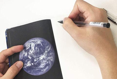 EARTH AR ノートブック
