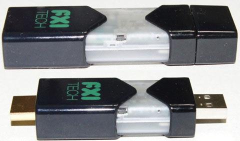 世界初のエニースクリーン・コネクテッドUSBデバイス