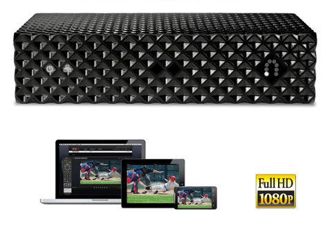 Sling Media インターネット映像配信システム Slingbox 350 SMSBX1H111