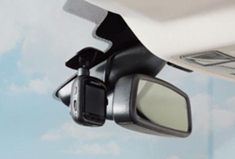 駐車監視機能搭載