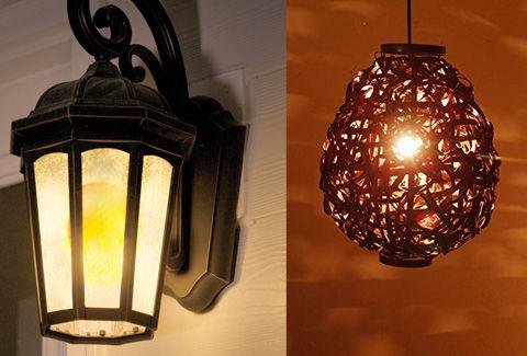 Flame light E26