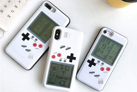 Retro Gamer Case for iPhone