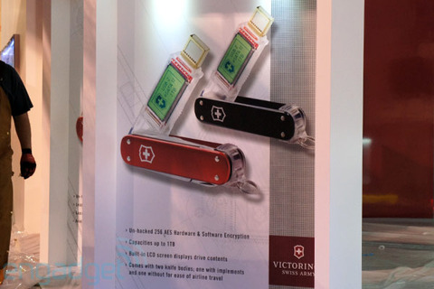 Victorinox 1TB USB