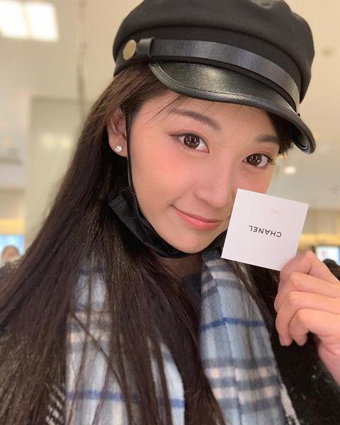 祈錦鈅 鈅兒 Maxine Chi11