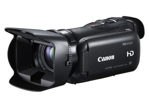 Canon デジタルビデオカメラ iVIS HF G20