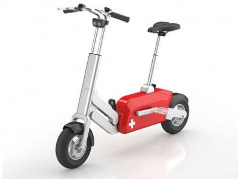 Voltitude折りたたみ電動アシスト自転車