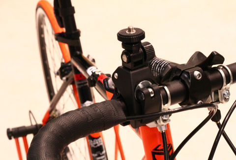 自転車用 カメラクランプ
