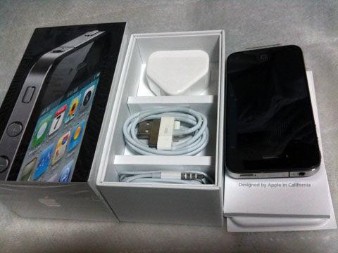 SIMフリーiPhone4