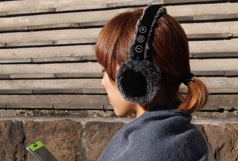 Music Earmuff Bluetooth