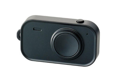 iPhone4S用 カメラリモコン/ブラック