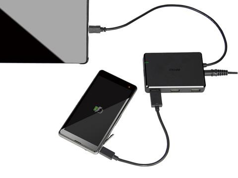スマートフォンの急速充電
