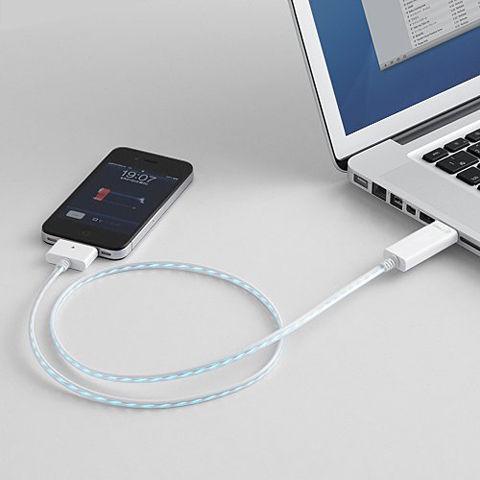 iPad2 USB充電・通信ケーブル