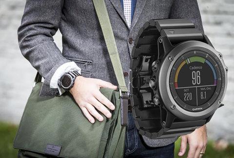 GARMIN GPS fenix3J サファイヤ