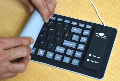 しっかりふにゃふにゃキーボード2