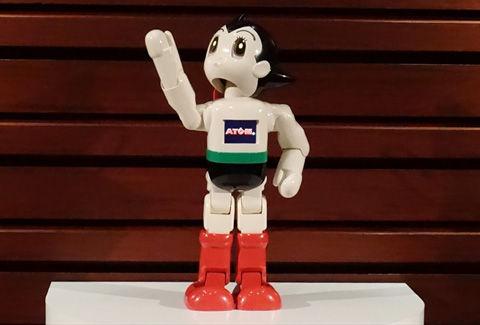 コミュニケーションロボット鉄腕アトム