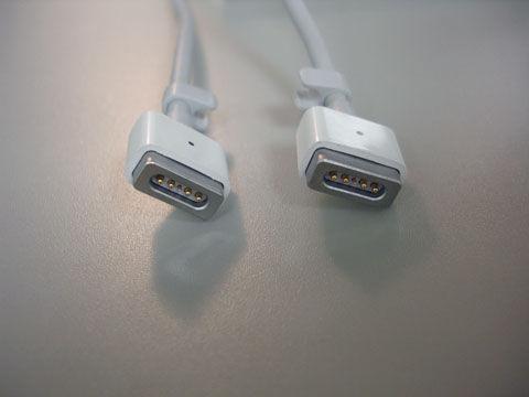MagSafe接続部比較
