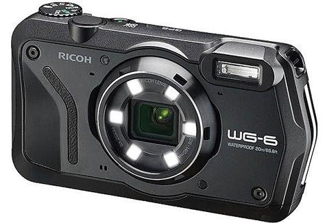 RICOH 防水デジタルカメラ WG-6