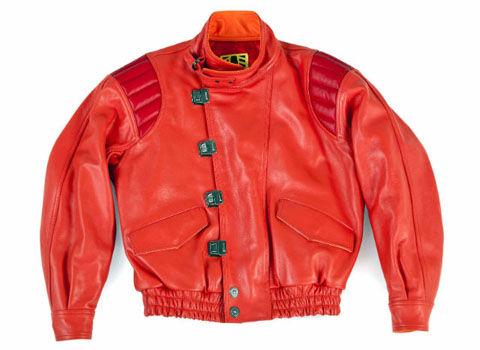 金田が着ていたレザージャケット発売