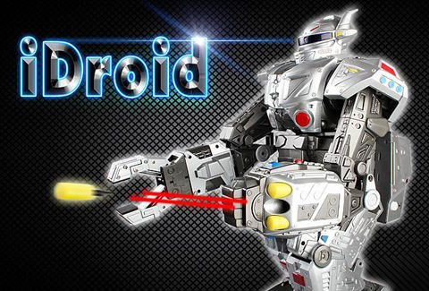 controllable robot iDroid