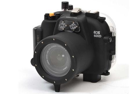 キヤノン EOS600(EOS Kiss X5)用防水ハウジングケース